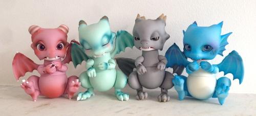 aileen doll dragons | ateenytinyworld.wordpress.com